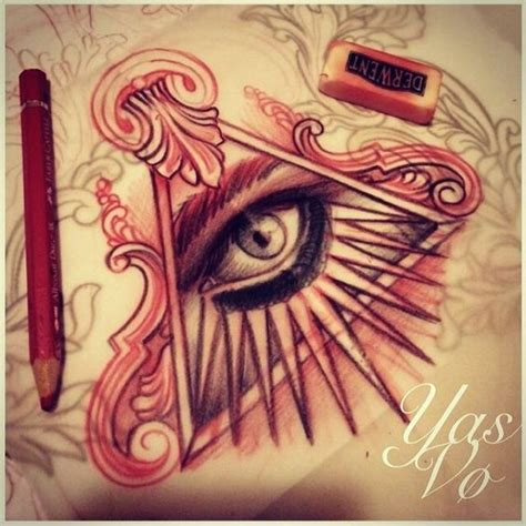 3rd tattoo designs 10 best all seeing eye ideas images on