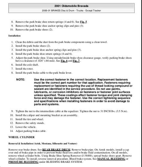 how to download repair manuals 2001 oldsmobile bravada auto manual 2000 oldsmobile bravada service repair manual