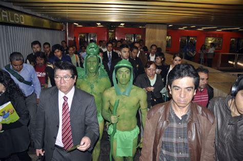 imagenes del metro indios verdes conapred galer 237 a fotos el regreso de los indios verdes