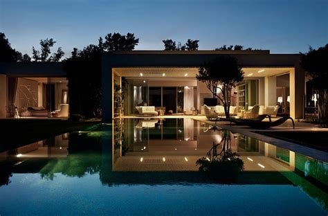 la house contemporary architecture at its best modern villa by