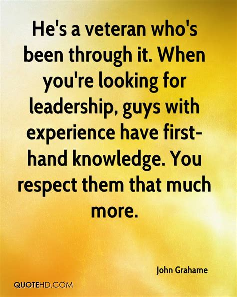 it s more than a and leadership through the of a sergeant books grahame quotes quotehd