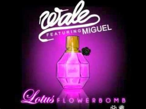 lotus flower bomb lyrics lotus flower bomb remix new 2012 wale eddie fischer