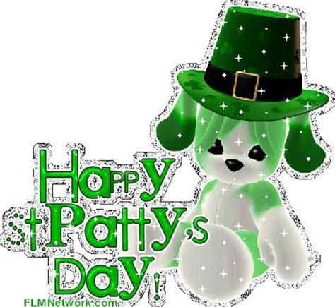 S Day Animation St S Day Gif Animation 20 Green