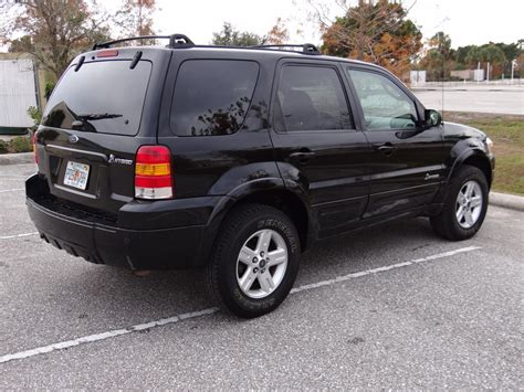 2006 ford escape hybrid pictures cargurus