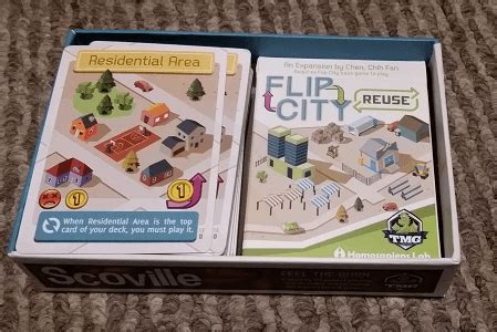 Ars Alchimia Board flip city reuse expansion review
