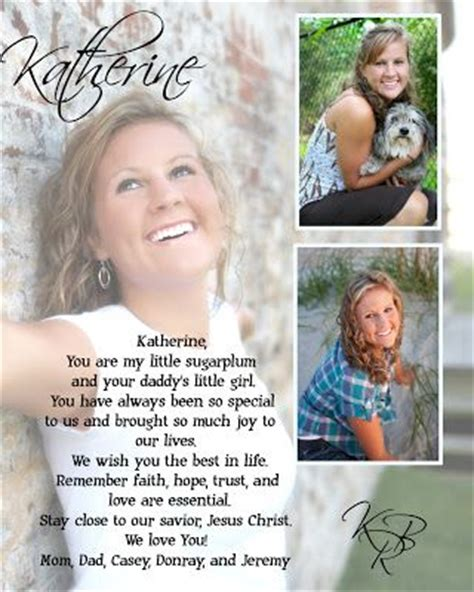 high school senior yearbook ad ideas | labels: my life