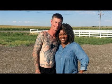 nazi tattoo removal former neo removes his swastika tattoos after