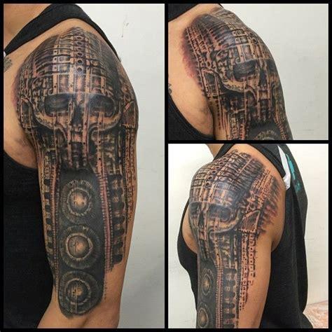 hr giger tattoo designs giger hrgiger biomech on instagram h r giger