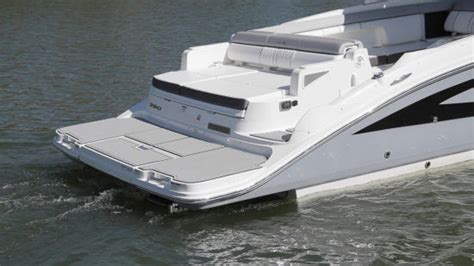 formula boats swim platform sea ray sdx 290 2016 2016 reviews performance compare