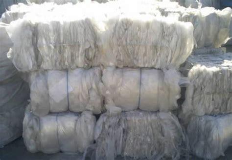 grade  clear agricultural plastic bales roll film scrap