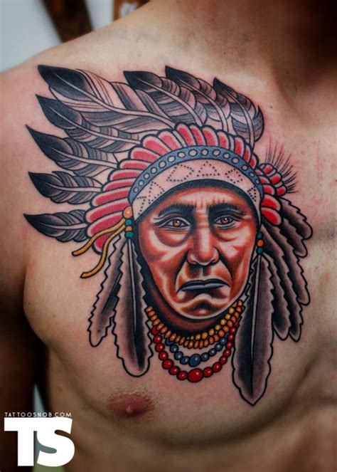 indian chief tattoos best 25 indian chief ideas on