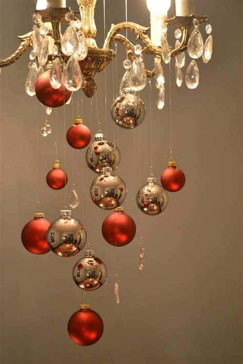 ornament chandelier design create for christmas