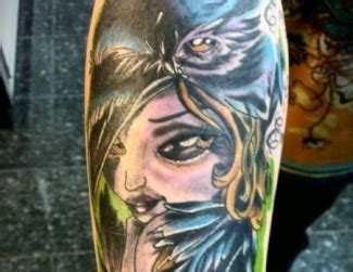 avatar tattoo guy edmonton resurrected tattoo boise id art