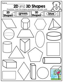 25 best ideas about 3d shapes on pinterest 3d shapes