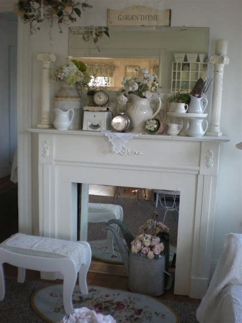 7 chic decorating ideas for your mantel mantels mantels not so shabby but certainly chic cottage decor for your