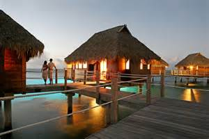 overwater bungalows the best over water villas for your next vacation