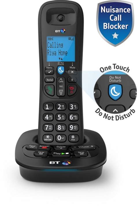 Phone Free Lookup Landline Buy Bt 3950 Cordless Home Phone From Our Range Tesco