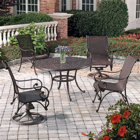 blogs lovely patio furniture cast classics in a class