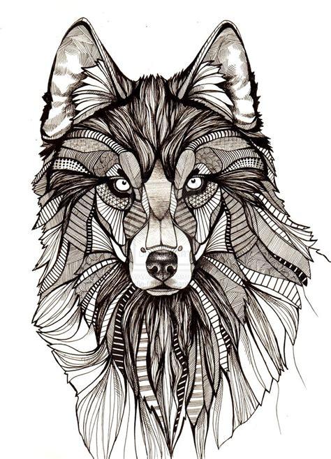 25  Best Ideas about Wolf Illustration on Pinterest   Dream illustration, Fizz buzz and 2d art