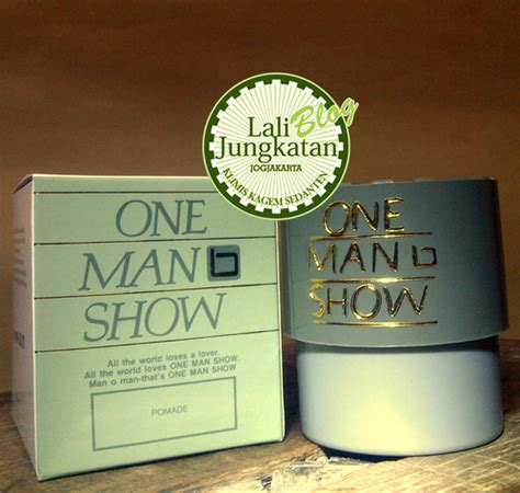 Pomade One Show pomade lokal indonesia one show pomade lalijungkatan
