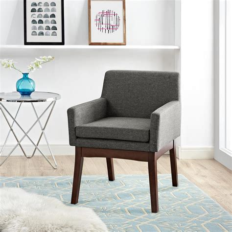 mid century accent chair dorel brook gray mid century accent chair fa7515