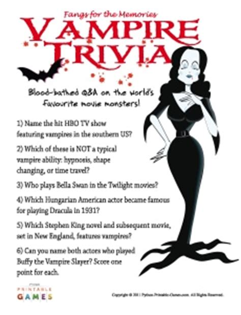 printable halloween games adults 8 best images of printable halloween trivia for adults