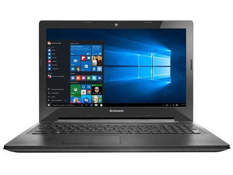 Led Laptop Lenovo notebook lenovo g50 intel i5 8gb 1tb led 15 6 quot windows 10 notebook magazine luiza