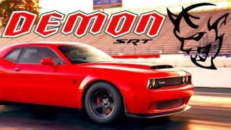 new rumors say dodge demon has up to 1000 horsepower speed society