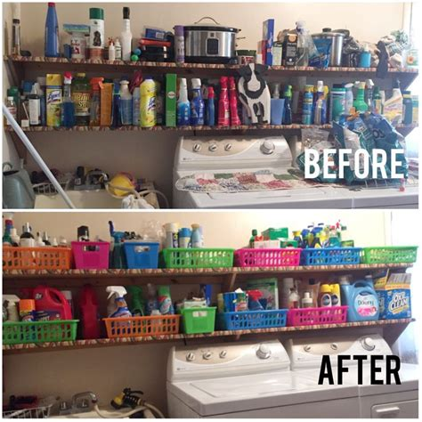 Diy Dollar Tree Home Decor 109 Best Organizing Amp Cleaning Images On Pinterest