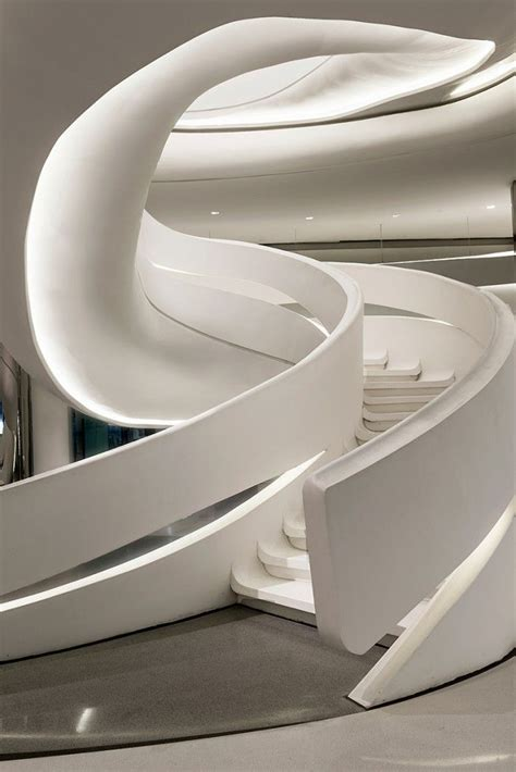 zaha hadid interior architecture interior zaha hadid my style stairs