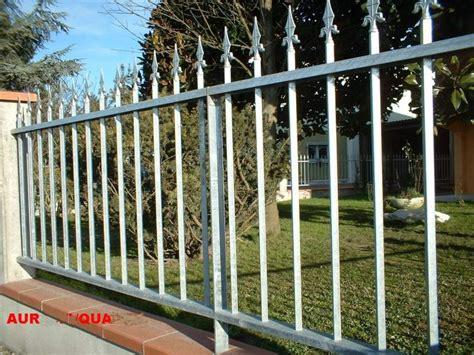 ringhiera zincata recinzione ringhiera zincata a caldo a bologna kijiji