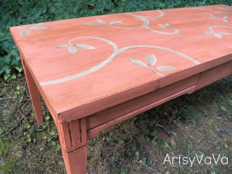 chalk paint espresso color coral is the color of the season hometalk