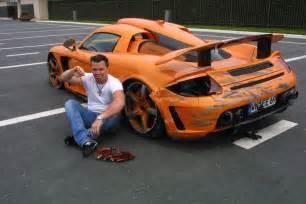 Porsche Gt Crash Porsche Gt Crash