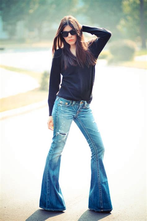 are flare jeans in style in 2015 trending flared jeans