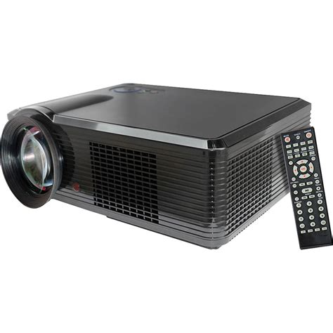 Portable Led Projector pyle pro prjle33 portable led projector prjle33 b h photo