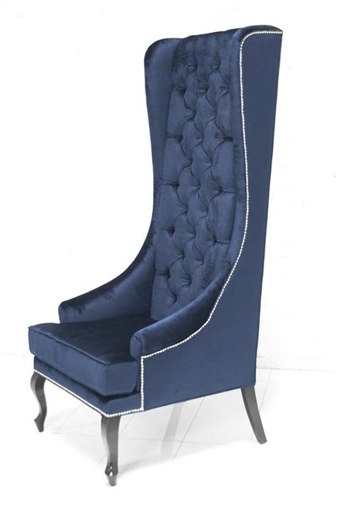 tall armchair www roomservicestore com lolita tall wing chair