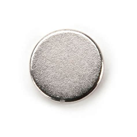 Magnetic Buttons Kancing Magnet Silver 3 x 18mm silver heavy duty magnet