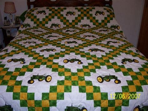 25 best ideas about tractor quilt on farm