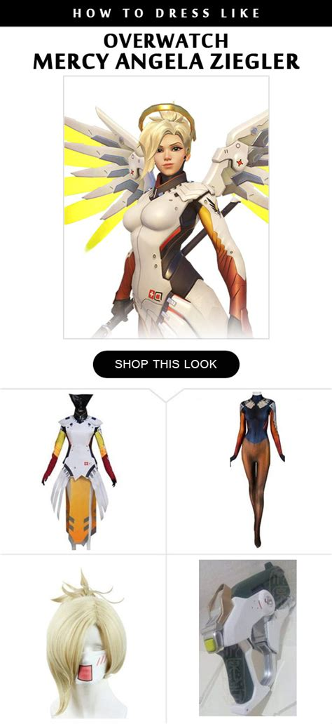 from vision to skin u2013 mercy costumes overwatch