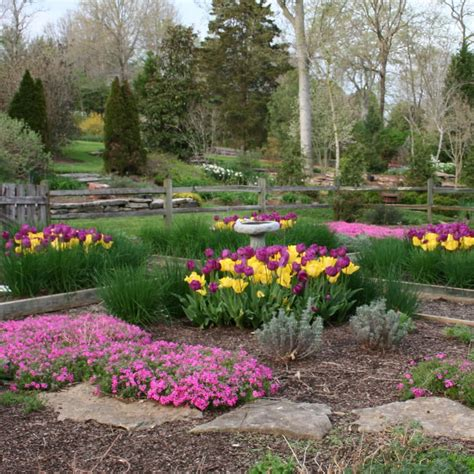 incorporate bulbs   landscape northern nester