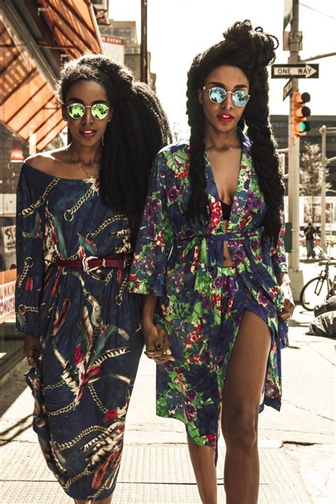 african twins hair bread style sunglass hut it started with mom cipriana quann tk quann