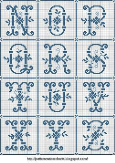 pattern maker louisiana motifs intarsia on pinterest cross stitch cross stitch