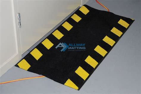 cable safety mat 833 allway matting