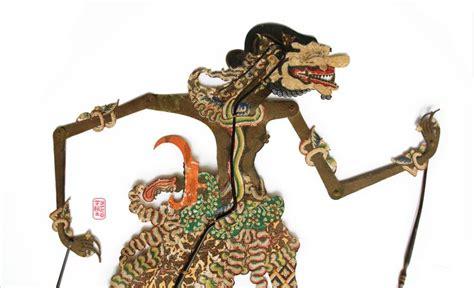Arimbi Snake Leather wayang kulit indonesia 7e55e stuff