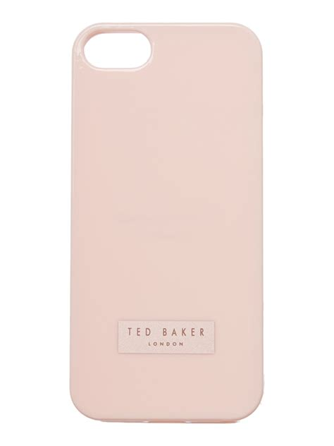 Iphone 5 5s Ted Baker P5tb 25 ted baker jelly iphone 5 in pink lyst