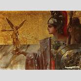athena-goddess-of-wisdom-and-war-drawing