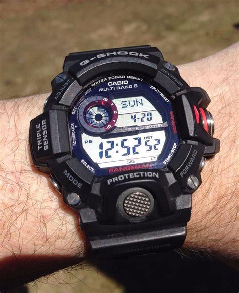 Casio Original G Shock Gw 9400 reloj casio g shock gw 9400 rangeman 100 original 2color