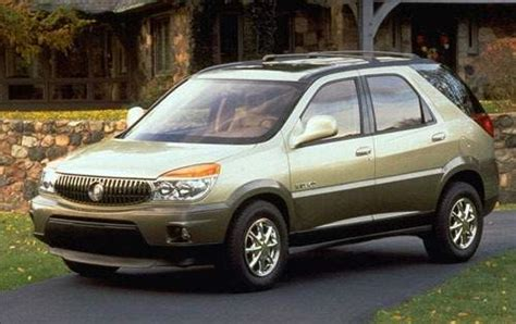 used 2002 buick rendezvous for sale pricing features