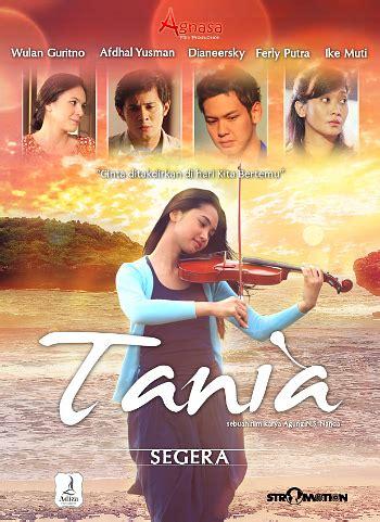 film romantis perjuangan cinta teaser film tania hadirkan perjuangan gadis tuna netra