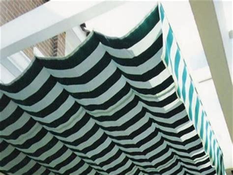 secretos de los toldos para el patio arquitectura y